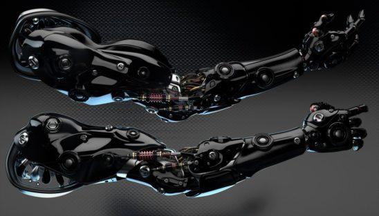 Как сделать робота киборга