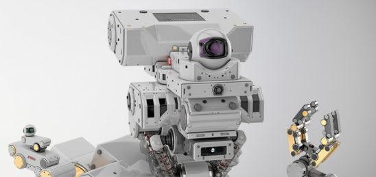 Smart multi-functional robot