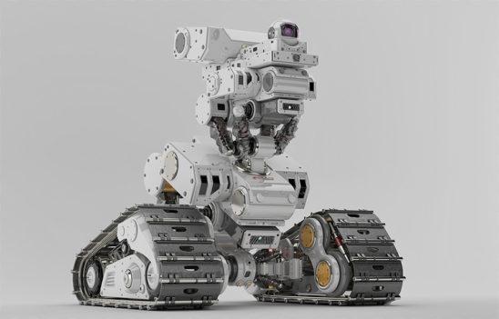 smart robot with explorer functions