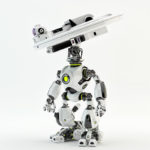 plate bot in profile