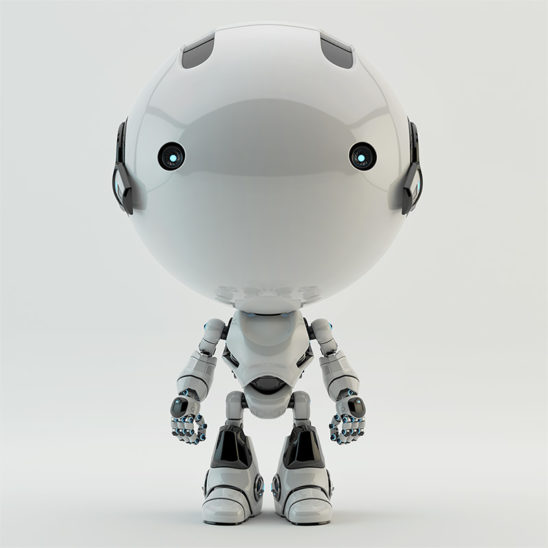 toddler little robot