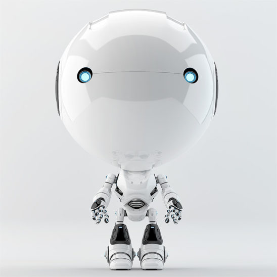 toddler robot