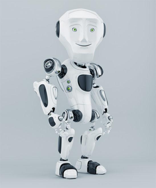 robot human-like