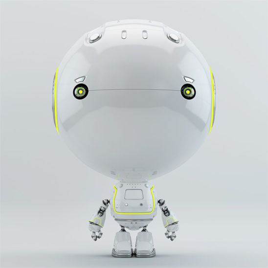 robot toddler character toy