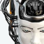 robotic girl geisha