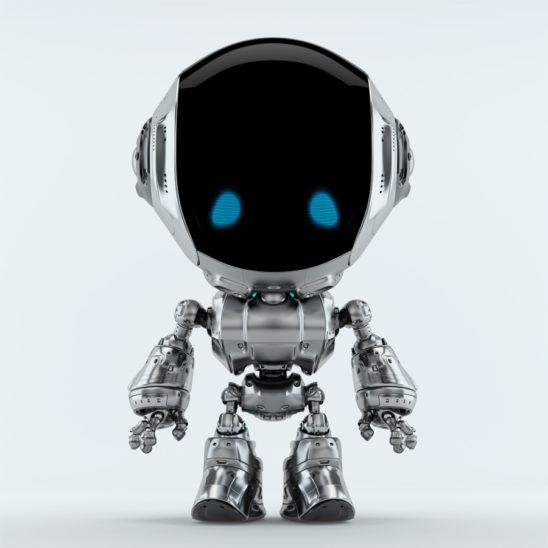 fun robot toy