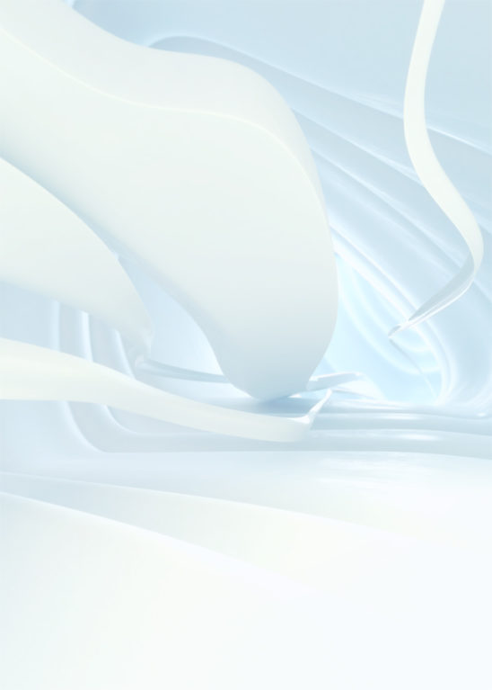 Abstract white background III