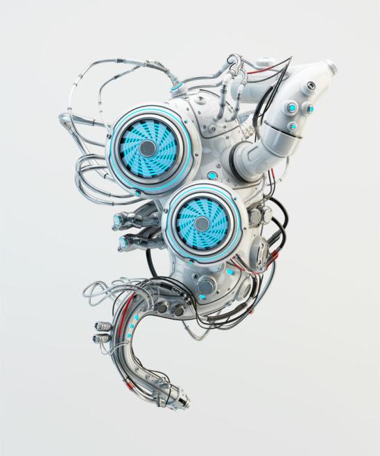 robotic stomach