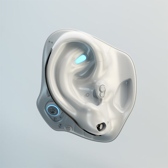 Robotic ear