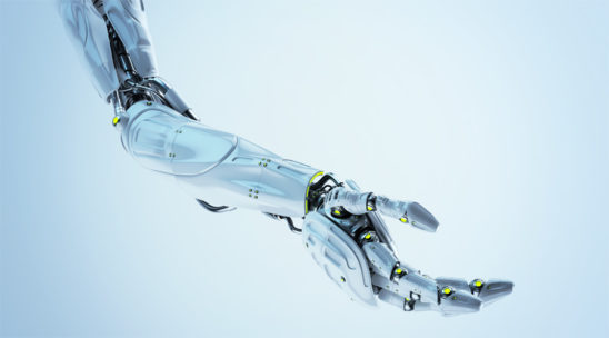 Stylish robotic arm