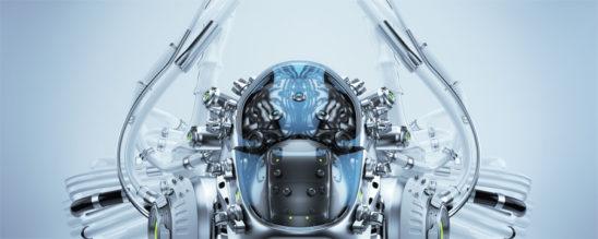 Connected robotic brain