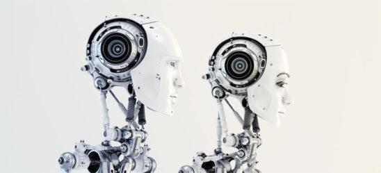 Robotic couple