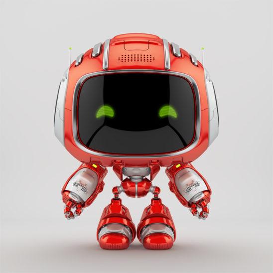 Red mini unit 9