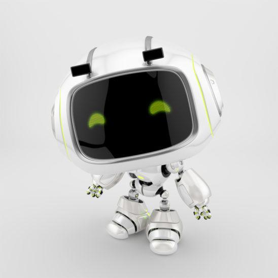 mini unit 9 robotic toy