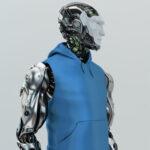 Mannequin fashion robot IV