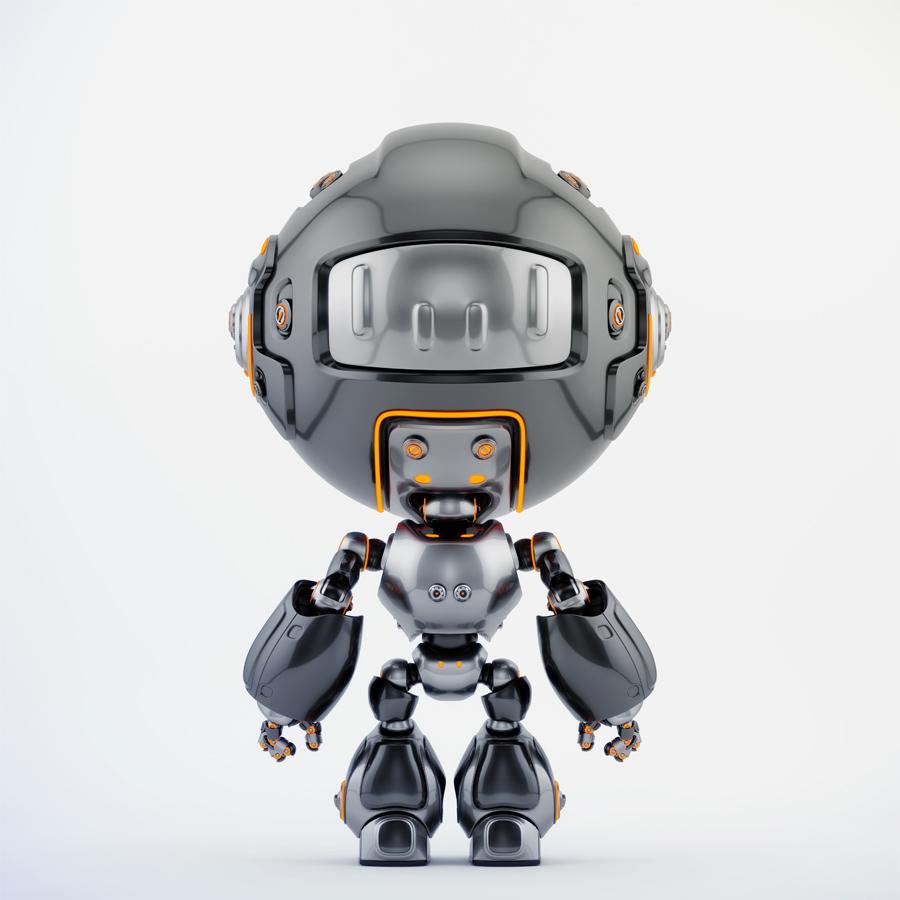 Black Robert bot backwards