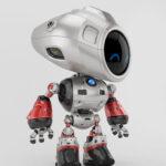 Unique silver mod bot in profile