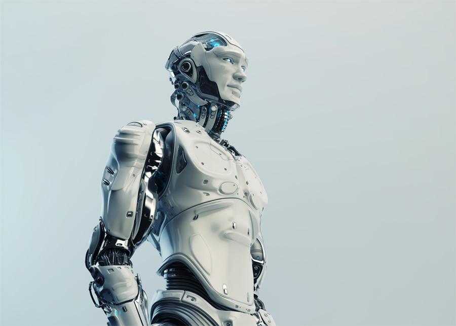 Husky robot II