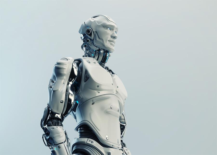 Husky robot III