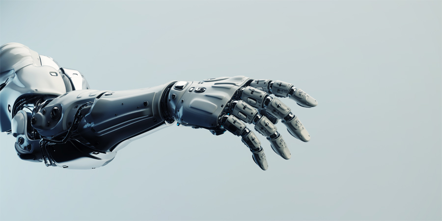 Modern robotic arm